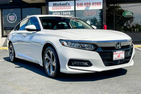 2018 Honda Accord for sale at Michaels Auto Plaza in East Greenbush NY