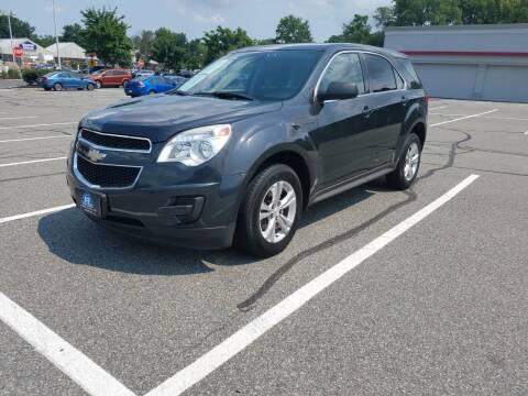 2013 Chevrolet Equinox for sale at B&B Auto LLC in Union NJ