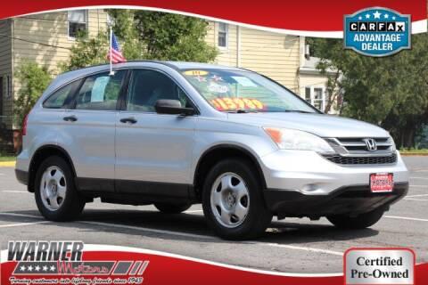 2010 Honda CR-V for sale at Warner Motors in East Orange NJ