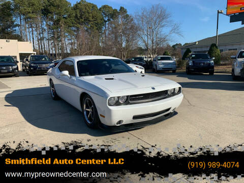 2010 Dodge Challenger for sale at Smithfield Auto Center LLC in Smithfield NC