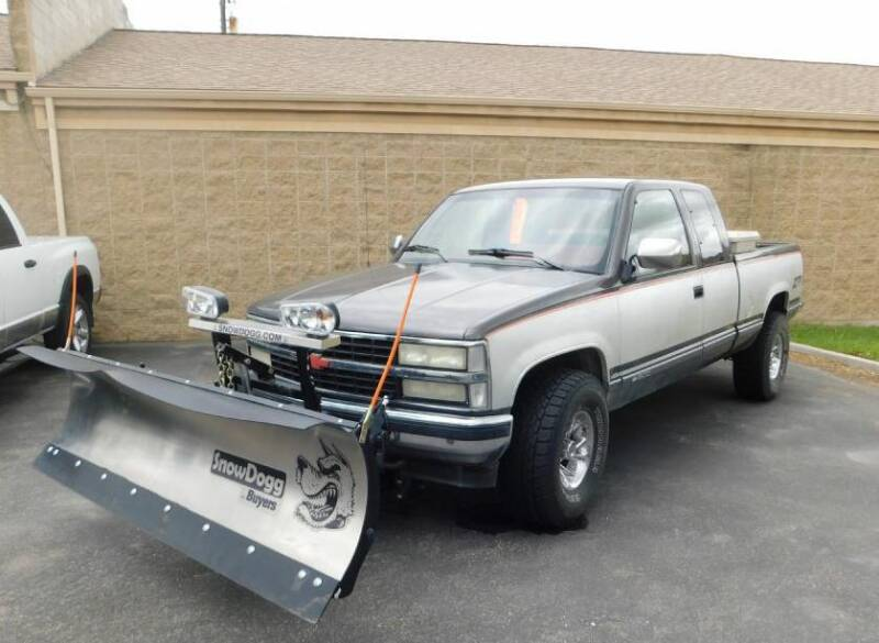 1991 Chevrolet C/K 1500 Series for sale at Will Deal Auto & Rv Sales in Great Falls MT