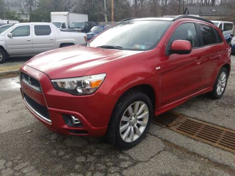 2011 Mitsubishi Outlander Sport for sale at AMA Auto Sales LLC in Ringwood NJ
