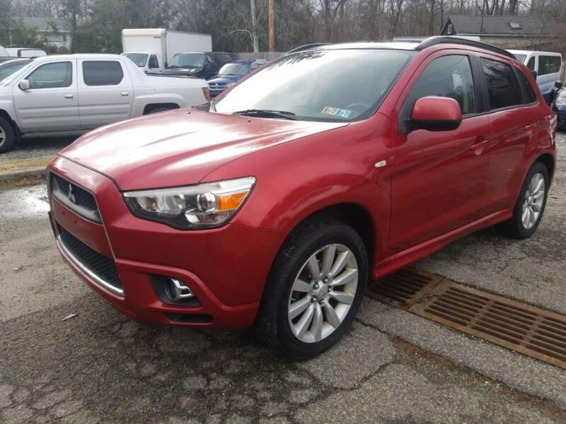 2011 Mitsubishi Outlander Sport for sale at AMA Auto Sales LLC in Ringwood NJ
