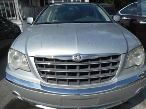 2007 Chrysler Pacifica for sale at Elite Motors in Knoxville TN