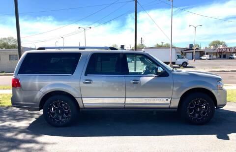 2008 Lincoln Navigator L for sale at University Auto Sales Inc in Pocatello ID