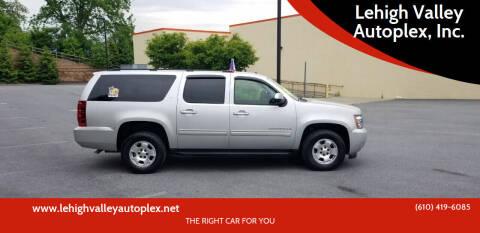 2011 Chevrolet Suburban for sale at Lehigh Valley Autoplex, Inc. in Bethlehem PA