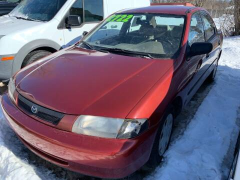1998 Mazda Protege for sale at 51 Auto Sales Ltd in Portage WI
