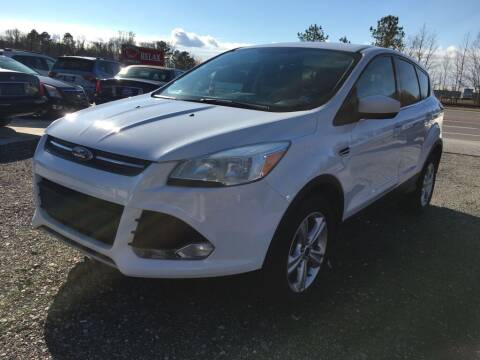 2013 Ford Escape for sale at Complete Auto Credit in Moyock NC