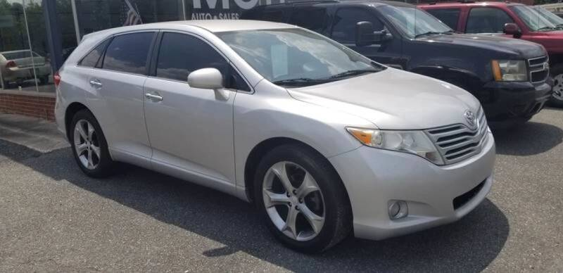 2010 Toyota Venza for sale at Mott's Inc Auto in Live Oak FL
