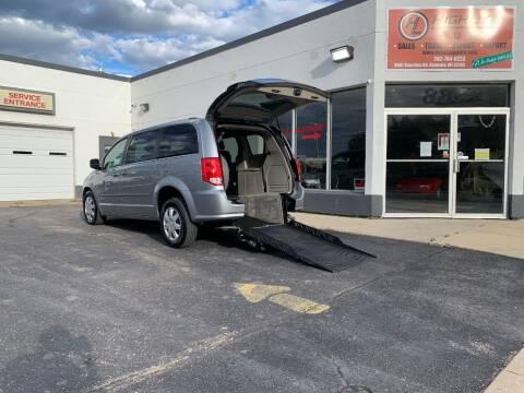 2017 Dodge Grand Caravan for sale at HIGHLINE AUTO LLC in Kenosha WI