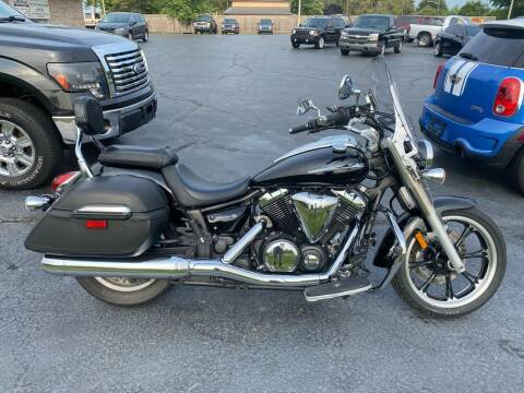 2009 Yamaha Vstar950 for sale at CarSmart Auto Group in Orleans IN