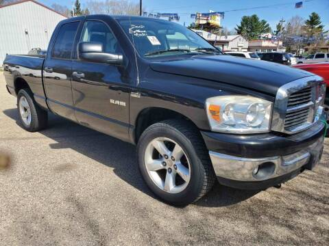 2008 Dodge Ram Pickup 1500 for sale at Extreme Auto Sales LLC. in Wautoma WI