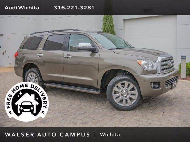 2015 Toyota Sequoia for sale in Wichita, KS