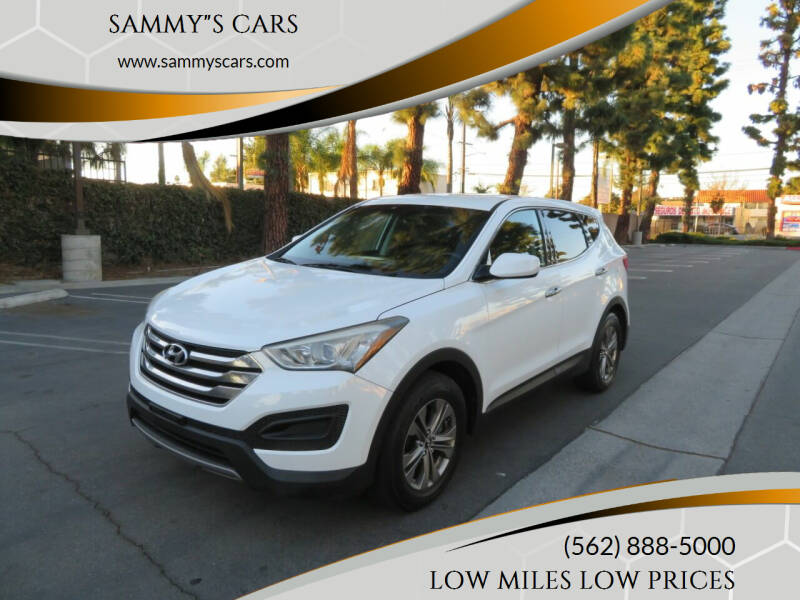 "2013 Hyundai Santa Fe Sport for sale at SAMMY""S CARS in Bellflower CA"