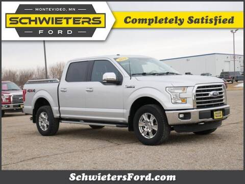 2016 Ford F-150 for sale at Schwieters Ford of Montevideo in Montevideo MN