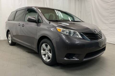 2012 Toyota Sienna for sale at Direct Auto Sales in Philadelphia PA