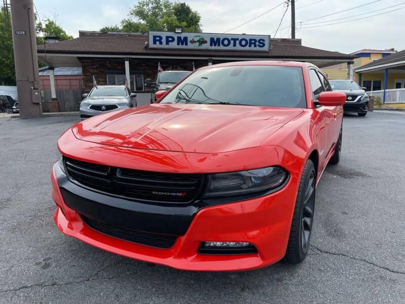 2016 Dodge Charger for sale at RPM Motors in Nashville TN