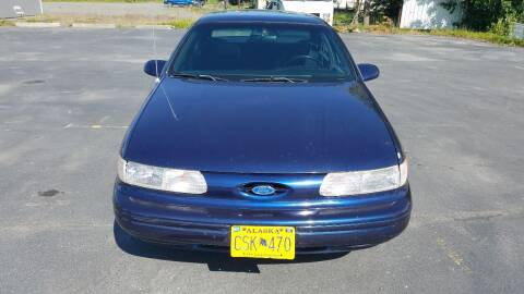 1993 Ford Taurus for sale at Great Alaska Car Co. in Soldotna AK