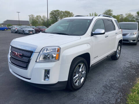 2015 GMC Terrain for sale at McCully's Automotive - Trucks & SUV's in Benton KY
