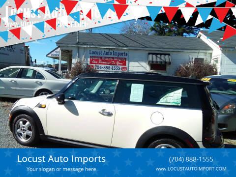 2009 MINI Cooper Clubman for sale at Locust Auto Imports in Locust NC