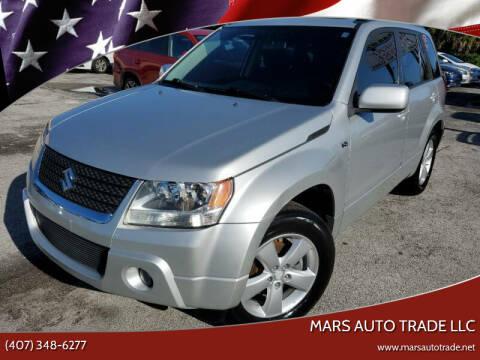 2009 Suzuki Grand Vitara for sale at Mars auto trade llc in Kissimmee FL
