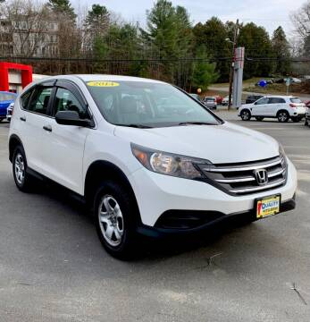 2014 Honda CR-V for sale at ANZ Auto llc in Fredericksburg VA