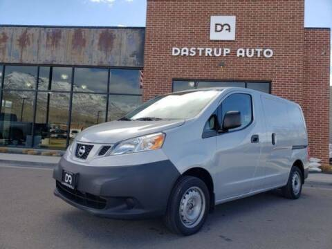 2019 Nissan NV200 for sale at Dastrup Auto in Lindon UT