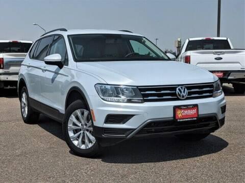 2018 Volkswagen Tiguan for sale at Rocky Mountain Commercial Trucks in Casper WY