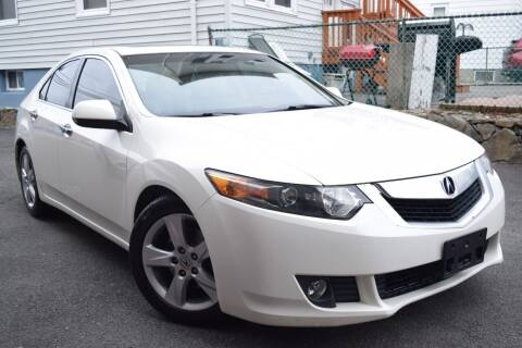 2009 Acura TSX for sale at VNC Inc in Paterson NJ