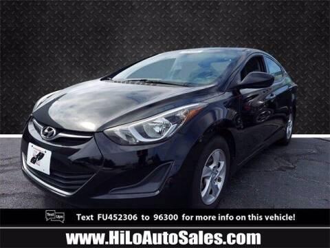 2015 Hyundai Elantra for sale at BuyFromAndy.com at Hi Lo Auto Sales in Frederick MD