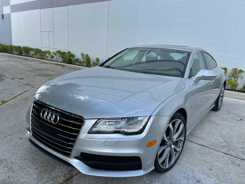 2013 Audi A7 for sale at Auto Beast in Fort Lauderdale FL