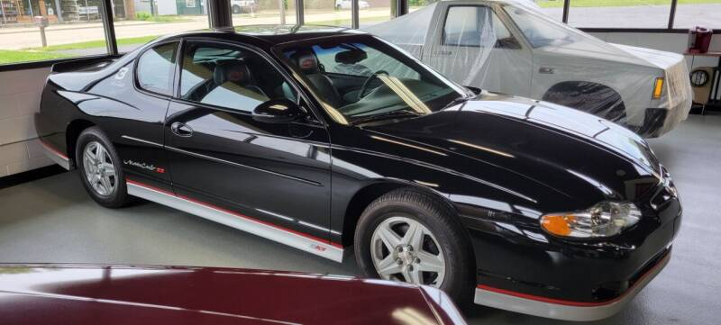 2002 Chevrolet Monte Carlo for sale at 920 Automotive in Watertown WI
