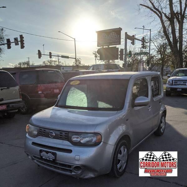 2010 Nissan cube for sale at Corridor Motors in Cedar Rapids IA