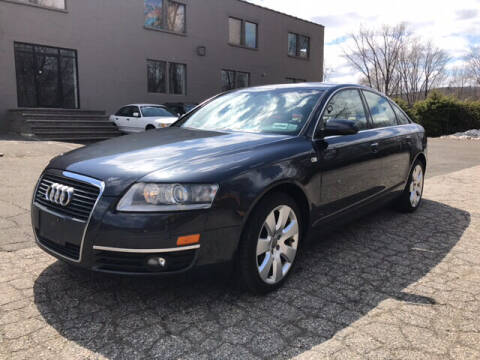 2006 Audi A6 for sale at Auto King Picture Cars in Westchester County NY