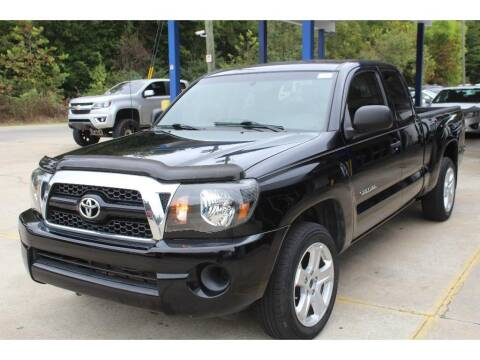 2011 Toyota Tacoma for sale at Inline Auto Sales in Fuquay Varina NC