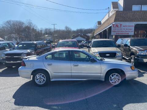 2004 Pontiac Grand Am for sale at TNT Auto Sales in Bangor PA
