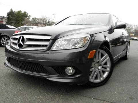 2009 Mercedes-Benz C-Class for sale at DMV Auto Group in Falls Church VA
