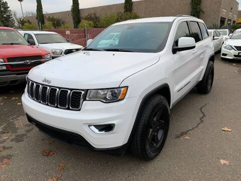 2017 Jeep Grand Cherokee for sale at C. H. Auto Sales in Citrus Heights CA