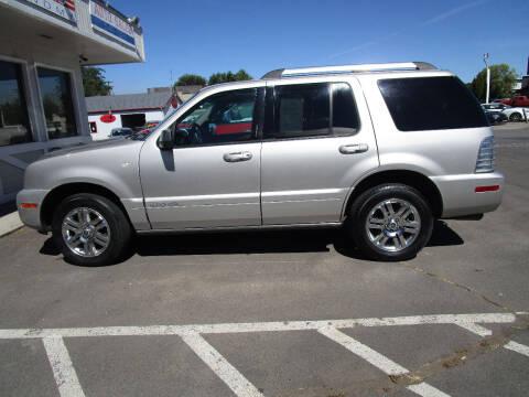 2008 Mercury Mountaineer for sale at Miller's Economy Auto in Redmond OR