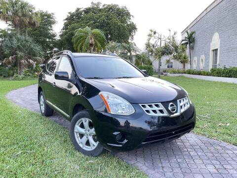 2011 Nissan Rogue for sale at Citywide Auto Group LLC in Pompano Beach FL