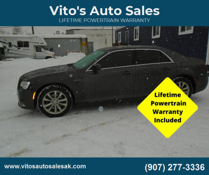 2017 Chrysler 300 for sale at Vito's Auto Sales in Anchorage AK