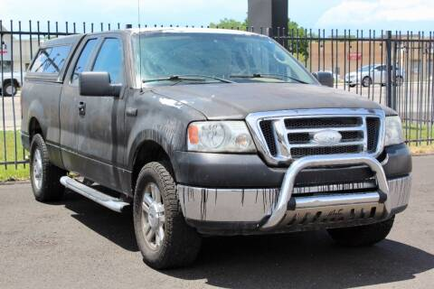 2007 Ford F-150 for sale at Avanesyan Motors in Orem UT