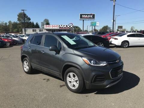 2018 Chevrolet Trax for sale at Maxx Autos Plus in Puyallup WA