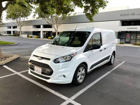 2015 Ford Transit Connect Cargo for sale at Hi5 Auto in Fremont CA