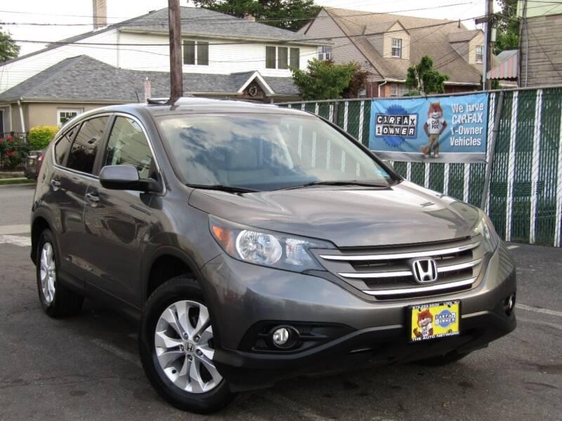 2014 Honda CR-V for sale at The Auto Network in Lodi NJ
