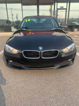 2014 BMW 3 Series for sale at DRIVEhereNOW.com in Greenville NC