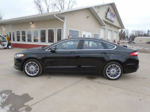 2016 Ford Fusion for sale at Milaca Motors in Milaca MN