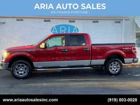 2010 Ford F-150 for sale at ARIA  AUTO  SALES in Raleigh NC