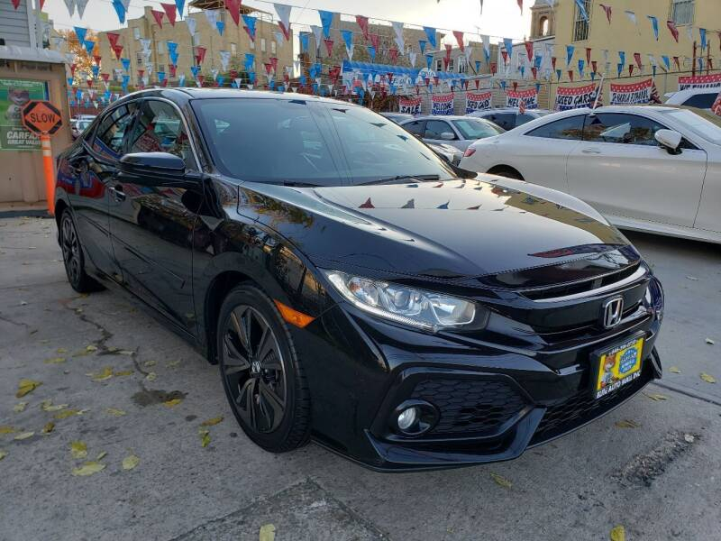 2017 Honda Civic for sale at Elite Automall Inc in Ridgewood NY