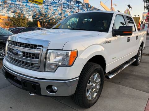 2013 Ford F-150 for sale at Plaza Auto Sales in Los Angeles CA